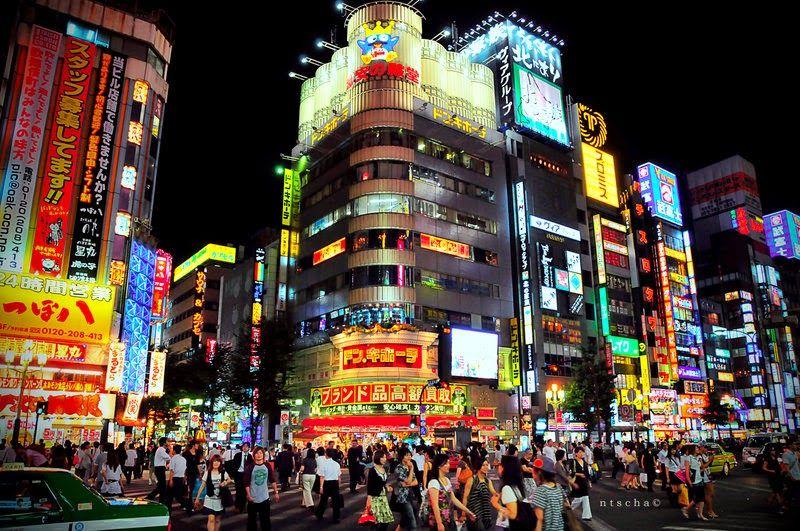 Akihabara pusat elektronik terbesar di Jepang