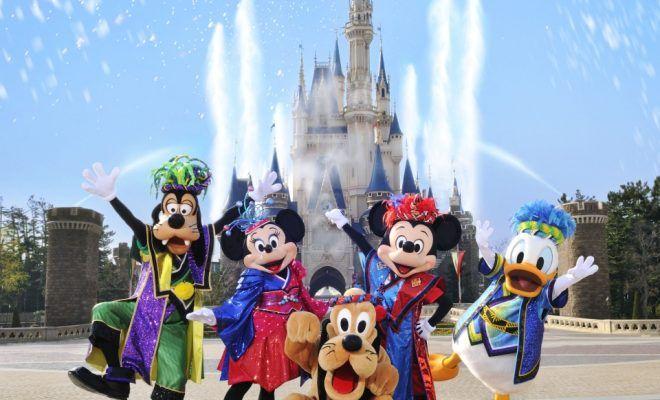 Disneyland di Jepang