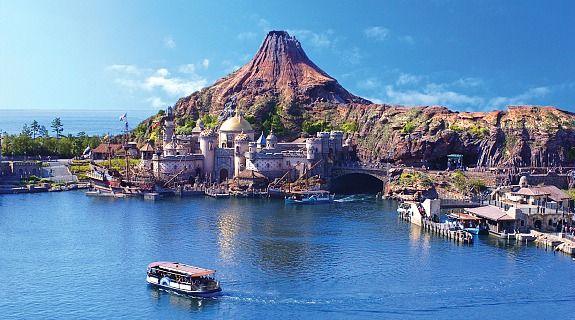 Disneysea Tokyo Jepang