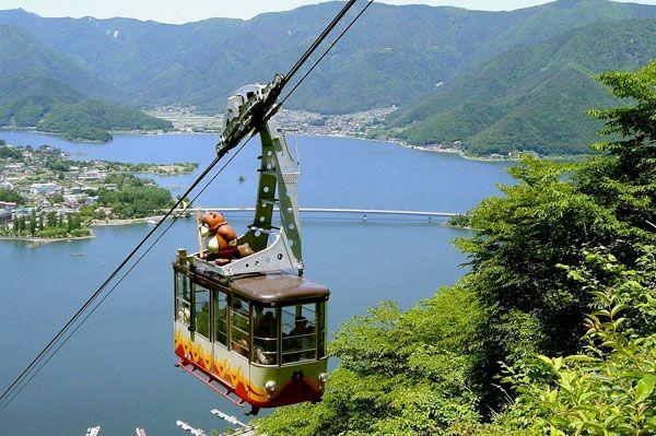 Kereta Ropeway Kachi-Kachi Yama