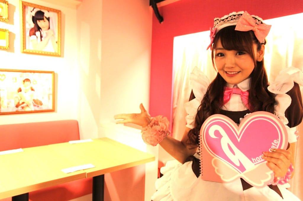 Maid Cafe Kebudayaan Otaku di Akihabara
