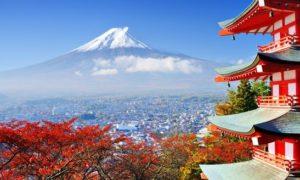 Paket Wisata Tour Jepang Lebaran & Liburan Sekolah Juni – Juli 2018