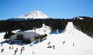Ski Resort Fujiten
