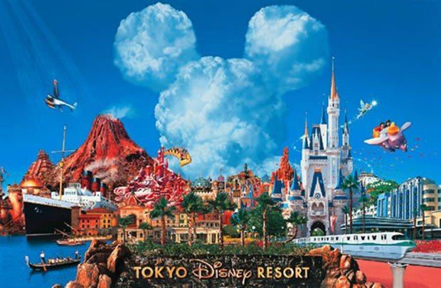 Tour ke Jepang November 2018 Osaka – Kyoto – Tokyo – Disneyland