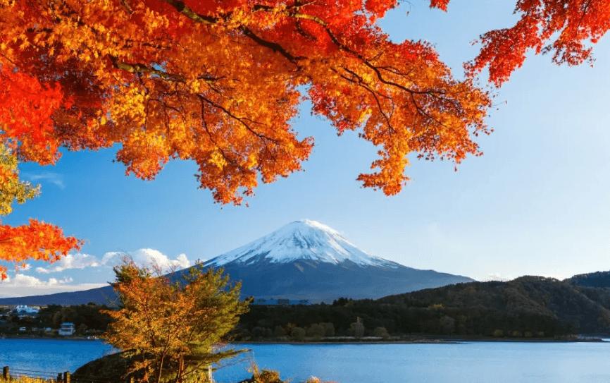 paket jepang autumn