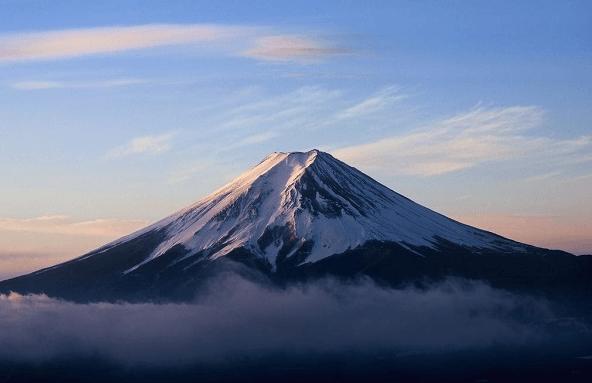Fakta Menarik dari Gunung Fujiyama Jepang