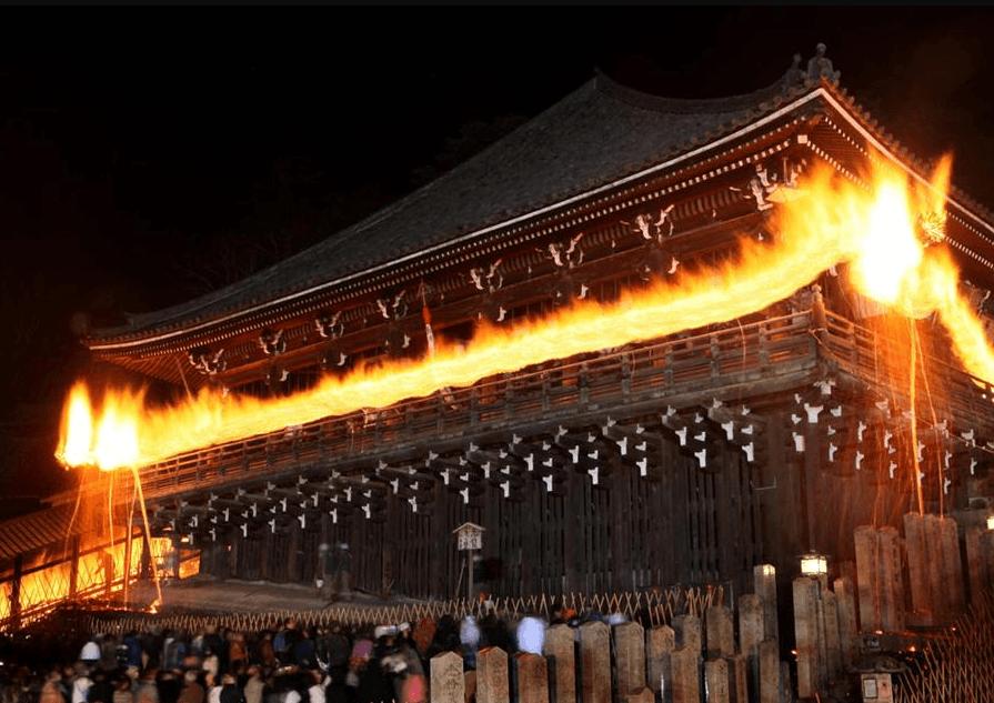 Festival Matsuri di Todaiji