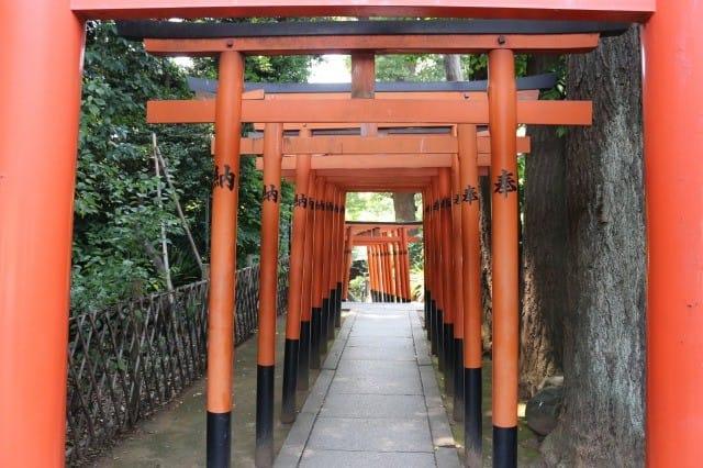 Kuil Hanazono Inari
