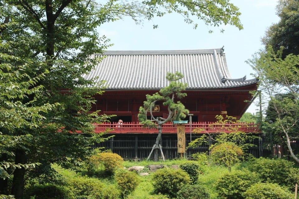 Kuil Shimizu Kannon-do