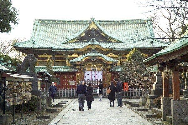 Kuil Toshogu