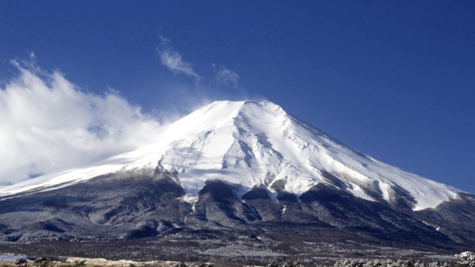 Mendaki Gunung Fuji di Jepang