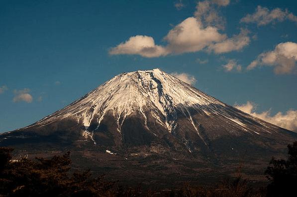 Misteri Gunung Fuji