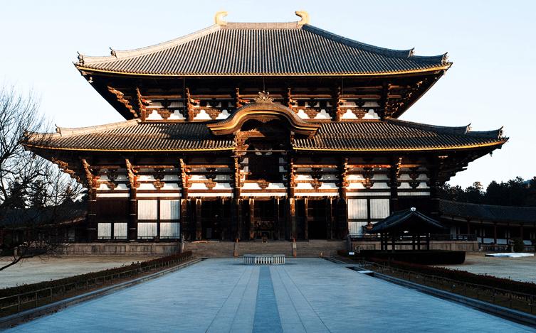 Todaiji Temple di Jepang