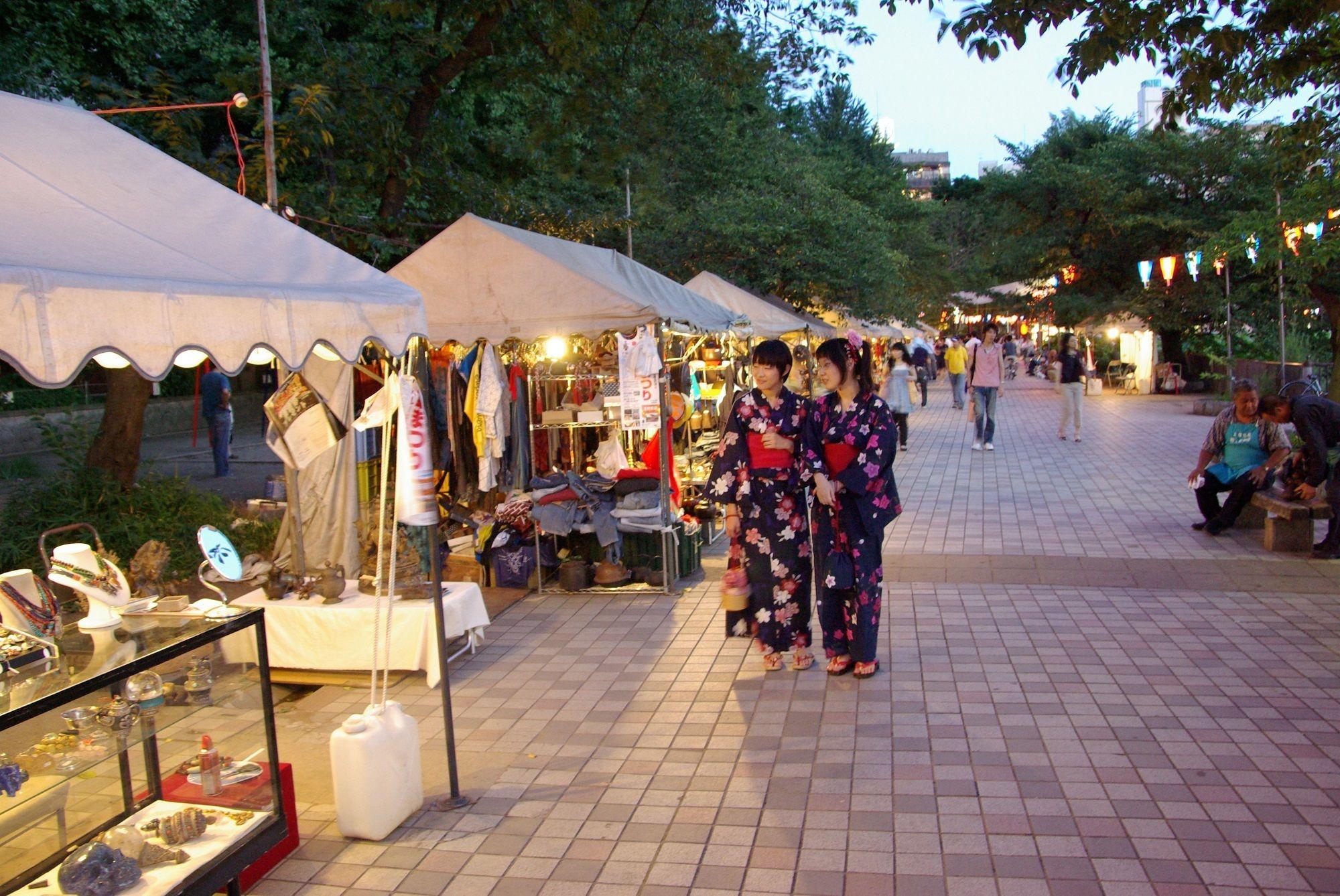 Ueno Summer Matsuri