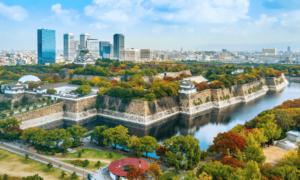 Wisata Osaka Castle