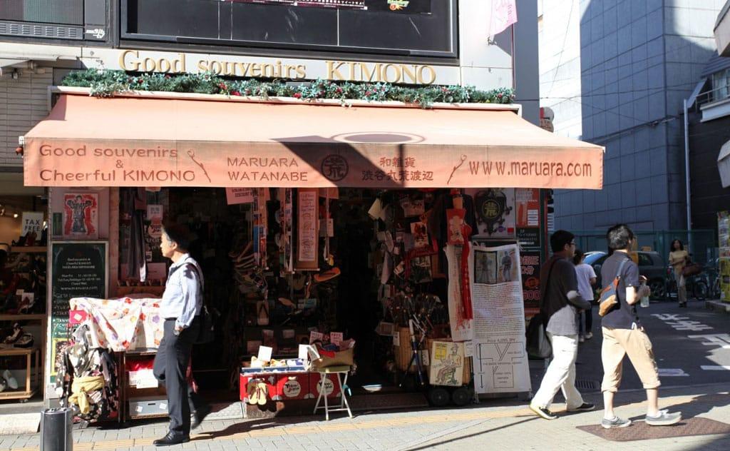 Arazou Watanabe Shibuya-Cabang Pusat