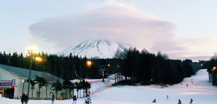 Paket Wisata Tour ke Jepang 5 Hari 4 Malam Desember / Musim Dingin (Winter) 2018