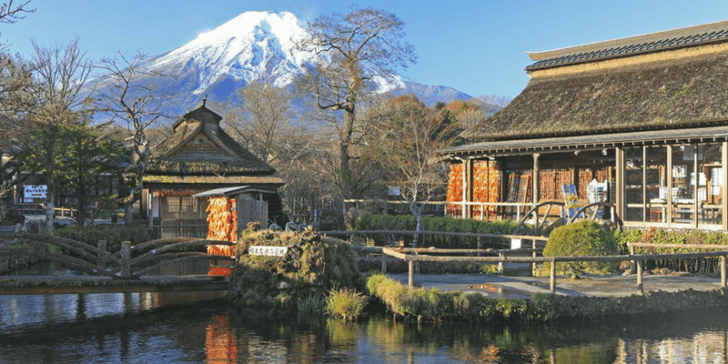 Paket Wisata Tour ke Jepang 6 Hari 5 Malam Mei 2018