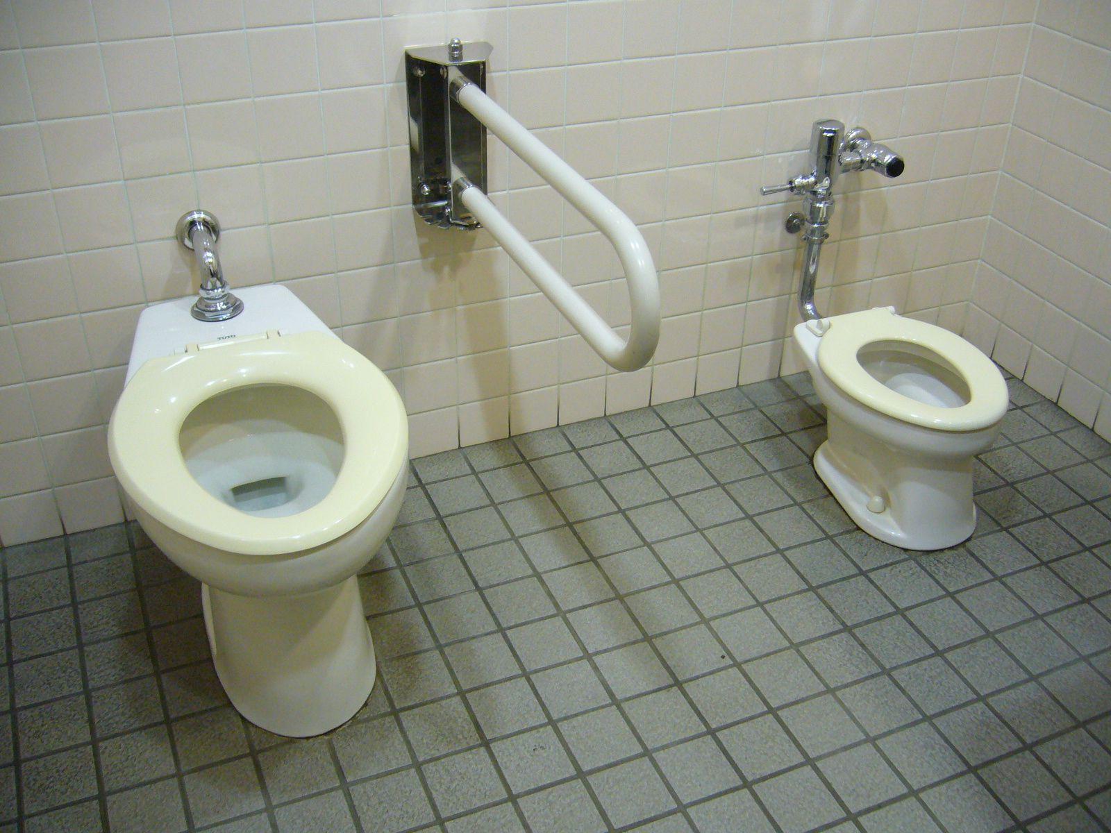 Toilet anak anak di jepang
