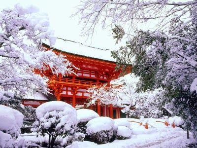 Tour ke Jepang Bulan Januari Musim Dingin ke Osaka Kyoto Nara Kobe