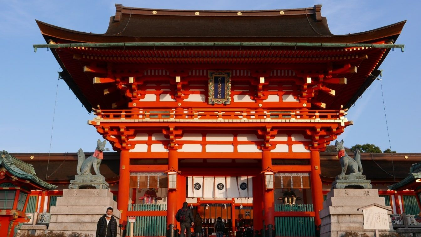 fushi-inari-taisha by takingflights.com