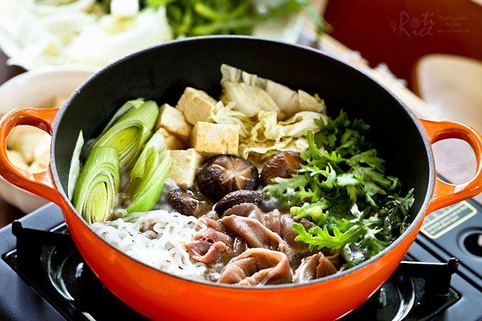 makanan khas jepang Sukiyaki