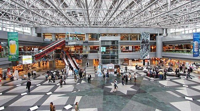 Bandara Shin Chitose Sapporo Jepang