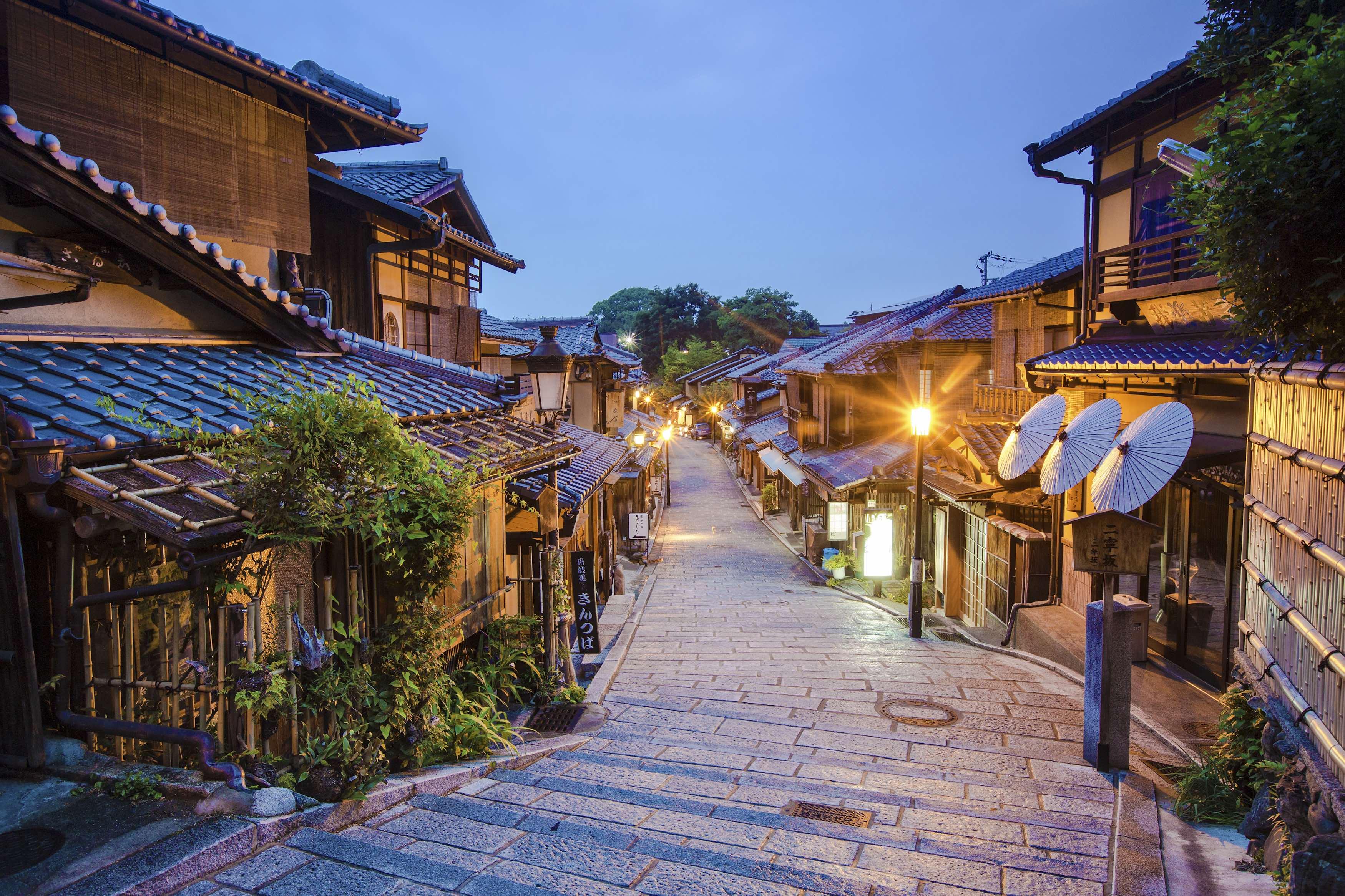 Gion Jepang, Kota Penuh Hiburan dan Geisha di Kyoto