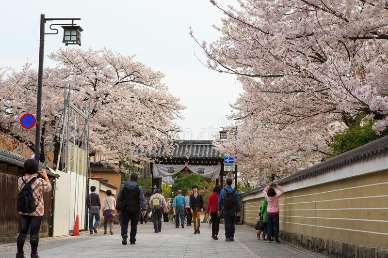 Hanamikoji street in Gion