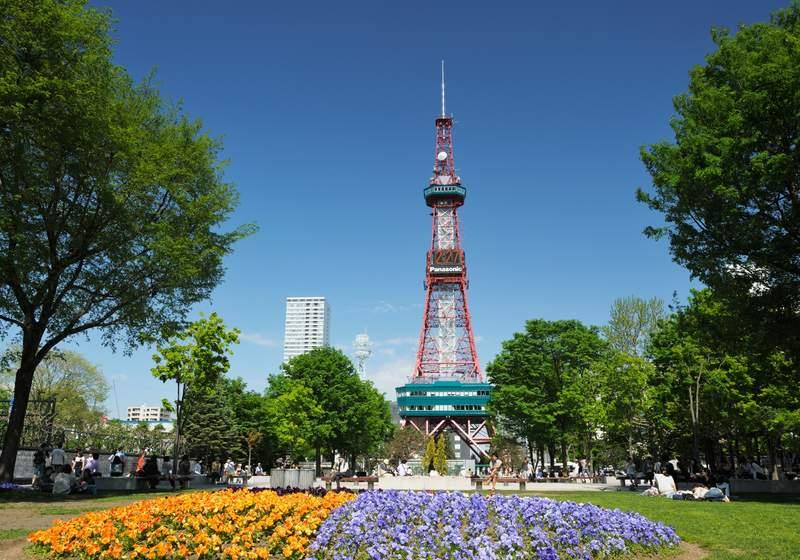 Menara TV Sapporo