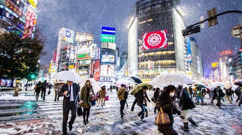 Paket Tour Ke Jepang 4 Hari 3 Malam Februari Musim Dingin (Winter)
