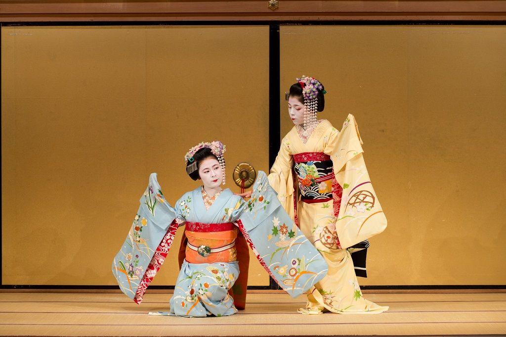 Pertunjukan di Gion Corner