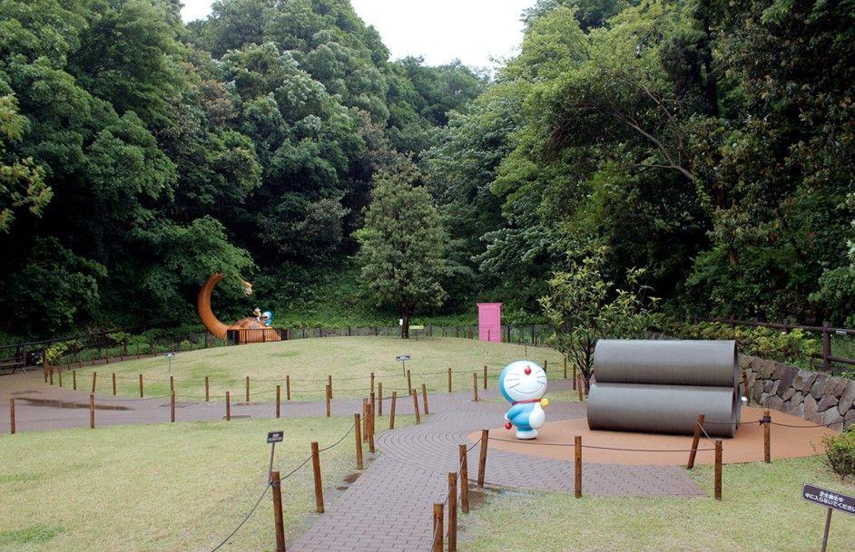 Playground musuem doraemon