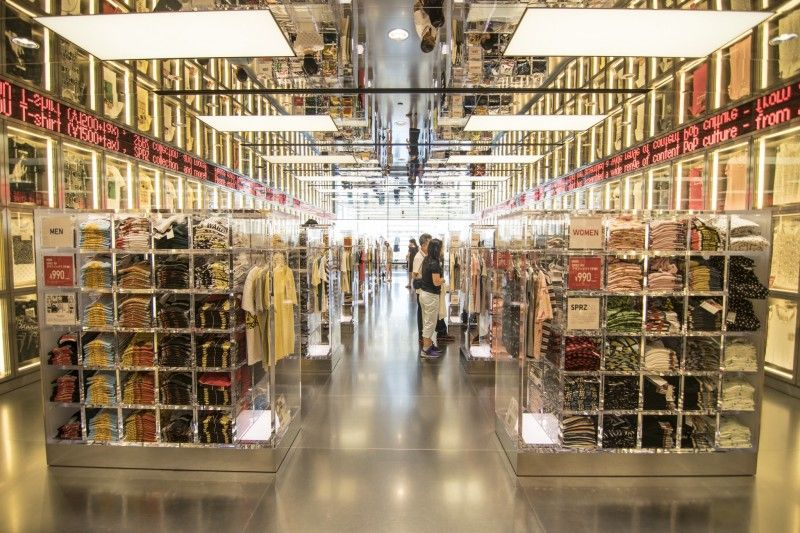 Pusat Perbelanjaan Terkenal di Ginza
