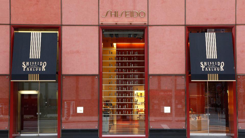 Shiseido di Ginza