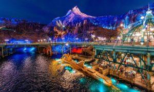 DisneySea, Wisata Megah Satu-satunya di Dunia