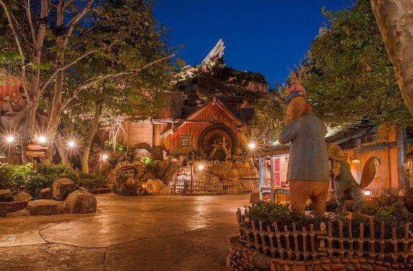 Disneyland Tokyo Critter Country