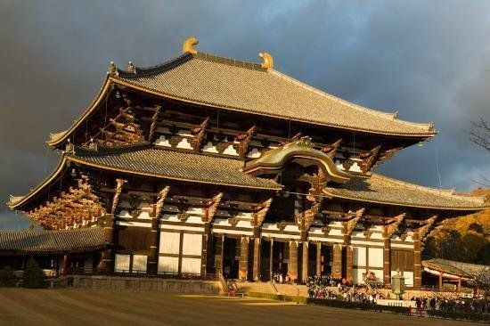 Kuil Todaiji Nara Jepang
