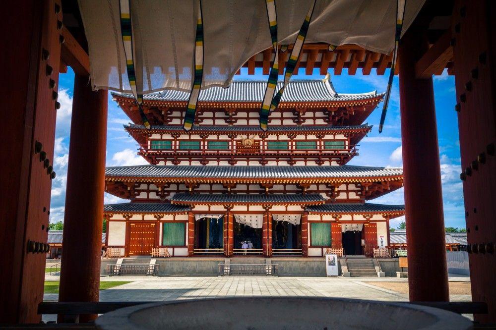 Kuil Yakushiji