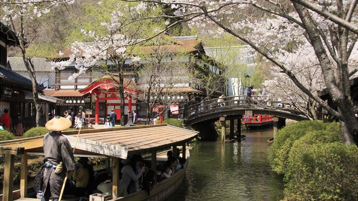 Merasakan Budaya Tradisional Zaman Edo di Edo Wonderland Nikko Edomura Jepang