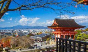 Sewa Mobil di Kyoto Jepang dan City Tour dengan Sopir