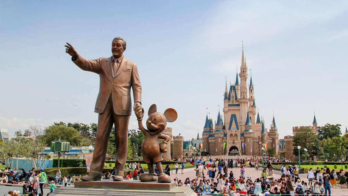 Tokyo Disneyland, Menikmati Dunia Fantasi di Jepang