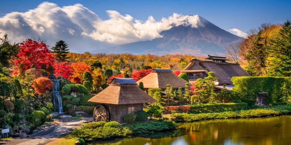 Paket Tour Ke Jepang 3 Hari 2 Malam Oktober Musim Gugur (Autumn) 2018