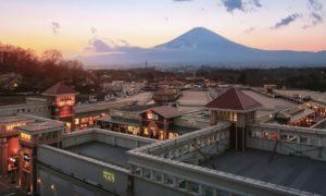 Gotemba Premium Outlets Jepang, Belanja Murah Sambil Menikmati Gunung Fuji