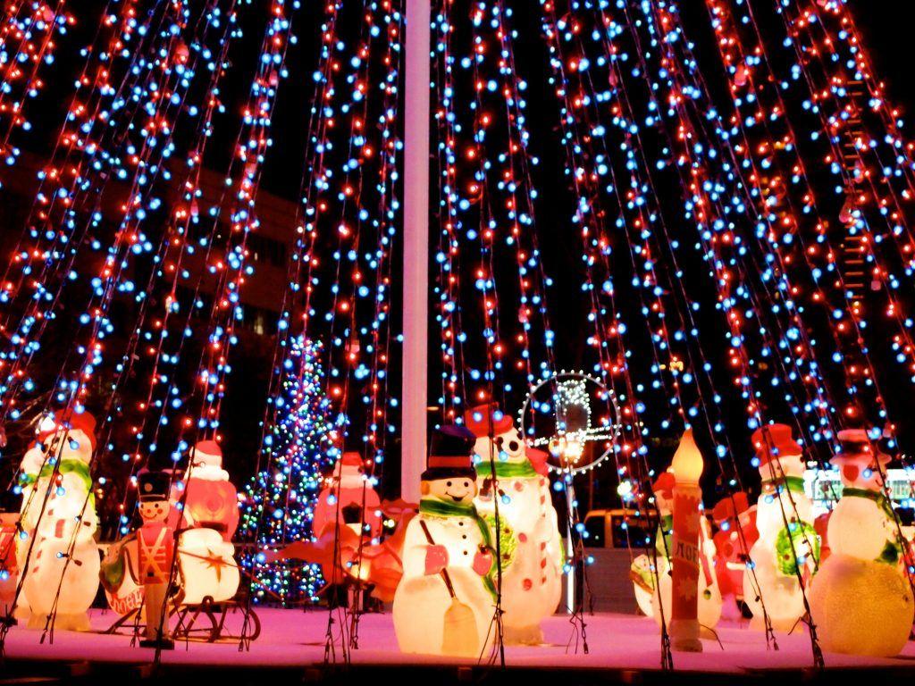 Alasan Mengapa Harus Pergi ke Sapporo White Illumination Festival