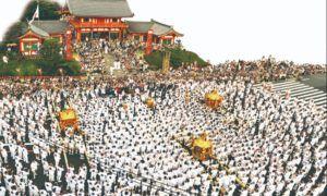 Gion Matsuri di Jepang, Festival Yang Penuh Ingar Bingar di Kyoto