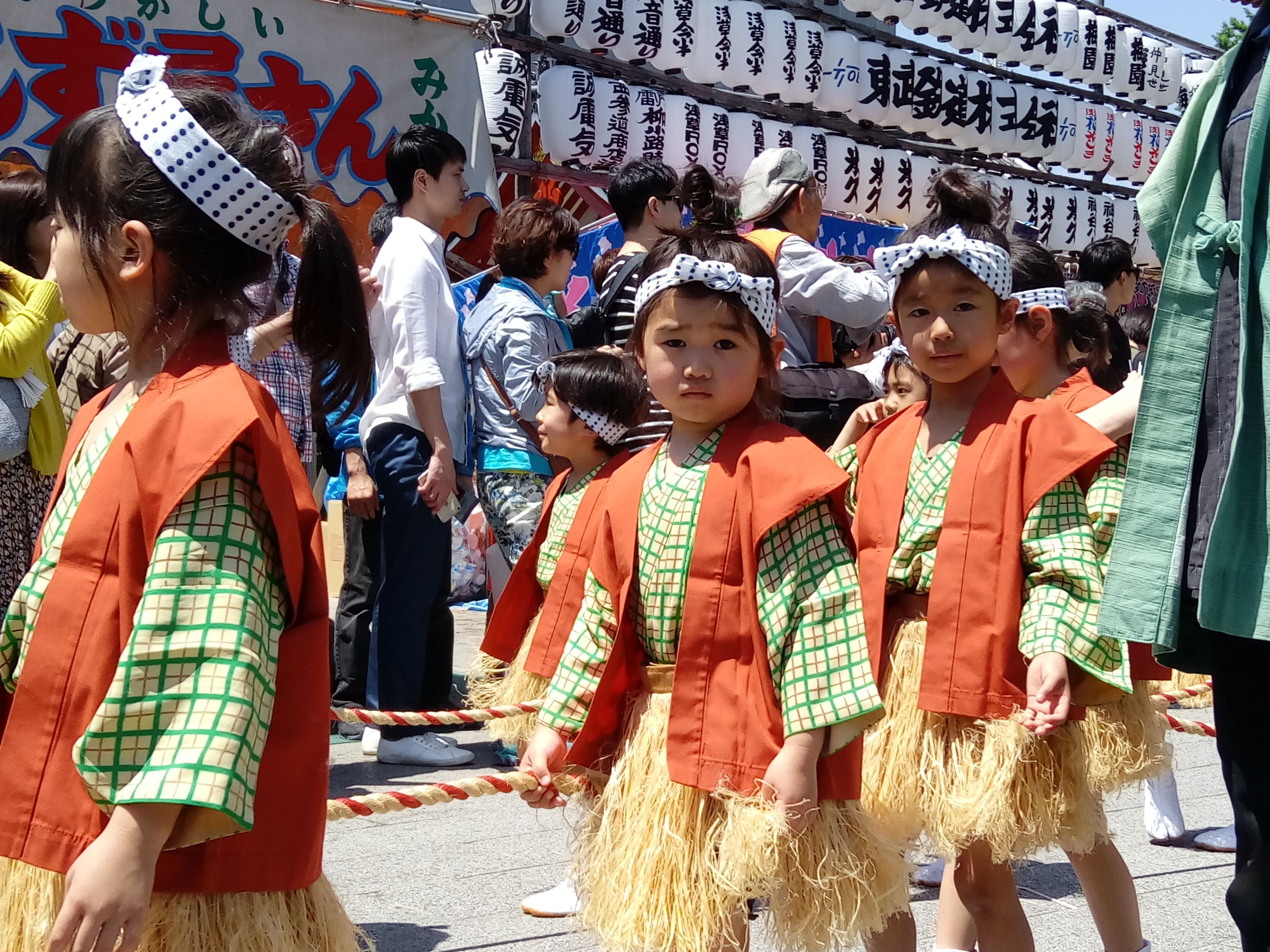Sanja Matsuri Dulu Jadi Festival Kalangan Yakuza Jepang