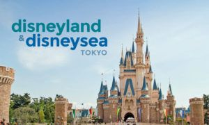 Disneyland & DisneyseaTokyo