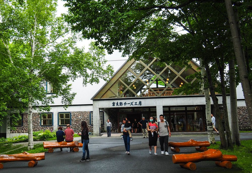 Cheese Factory Furano