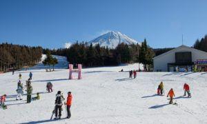 Fujiten Snow Resort, Wisata Musim Dingin di Jepang